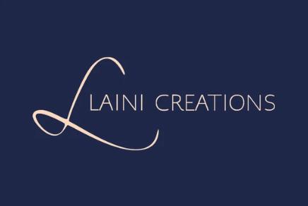 Laini Creations Logo _ eCommerce