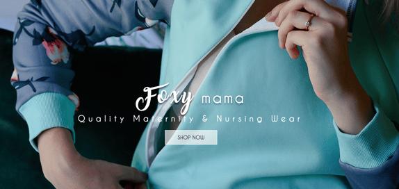 Quality Maternity Wear _ eCommerce